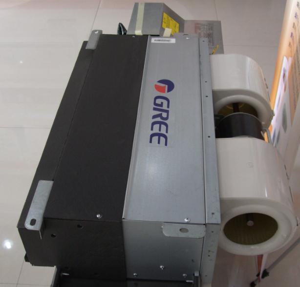 家用空调 >> 超薄型风管机(民用机的价格,中央空调的档次)  泰兴格力